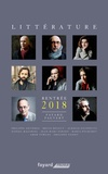 Fayard - Booklet rentrée littéraire 2018.