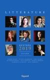 Fayard - Booklet Rentréee Littéraire 2019.