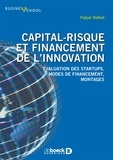Faÿçal Hafied - Capital-risque et financement de l'innovation - Evaluation des startups, modes de financement, montages.