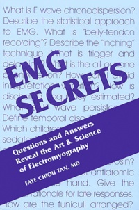 Faye Chiou Tan et  Collectif - EMG secrets.