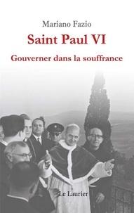 Fazio Mariano - Saint Paul VI.