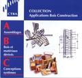 CTBA - Applications Bois Construction - CD-ROM.