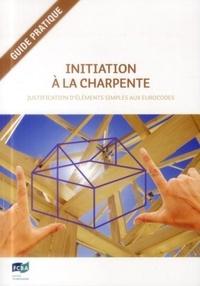 FCBA - Initiation à la charpente - Justification d'éléments simples aux eurocodes.