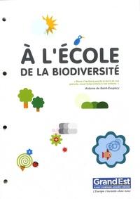 FCPN et  CARDERE Rouen - A l'école de la biodiversité.