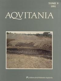 Fanette Laubenheimer - Aquitania N° 9/1991 : .