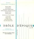 Roland Laffitte et Joël Lebeaume - Drôle d'époque N° 18, Printemps 200 : L'exclusion culturelle.