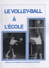 Fédération volley-ball Québec - Le volley-ball à l'école.