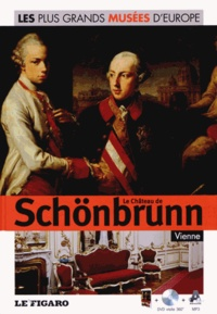 Federica Bustreo - Le château de Schönbrunn, Vienne. 1 DVD