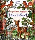Federica Iossa - Dans la forêt - Avec un pinceau.