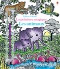 Federica Iossa - Les animaux - Avec un pinceau.