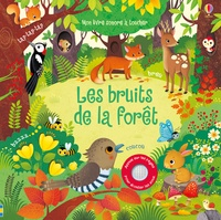 Federica Iossa et Sam Taplin - Les bruits de la forêt.