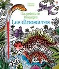 Federica Iossa - Les dinosaures - Avec un pinceau.