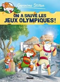 Federica Salfo et Mirka Andolfo - Geronimo Stilton Tome 6 : On a sauvé les jeux olympiques !.