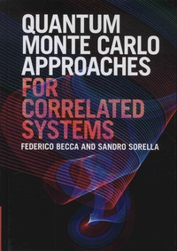 Feriasdhiver.fr Quantum Monte Carlo Approaches for Correlated Systems Image