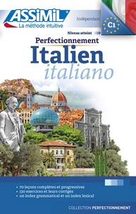 Federico Benedetti - Perfectionnement italien.