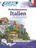 Federico Benedetti - Perfectionnement italien - Avec 1 clé USB. 4 CD audio
