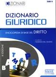 Federico Del Giudice - Dizionario giuridico - Enciclopedia di base del diritto.