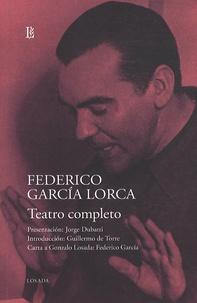 Federico Garcia Lorca - Teatro completo.