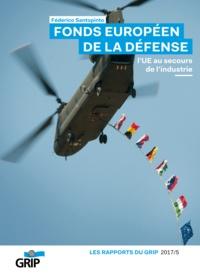Féderico Santopino - Fonds européen de la défense.