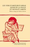 Federico Saviotti - Les vers d'amours d'Arras - Adam de La Halle et Nevelot Amion.