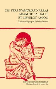 Galabria.be Les vers d'amours d'Arras - Adam de La Halle et Nevelot Amion Image