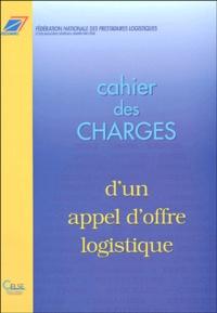 Fedimag - Cahier des charges - D'un appel d'offre logistique.