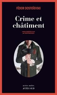 Crime et châtiment - Fédor Dostoïevski - Format PDF - 9782330067151 - 14,99 €