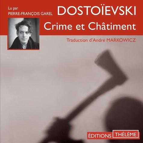 Crime et châtiment - Format MP3 - 9791025600252 - 24,99 €