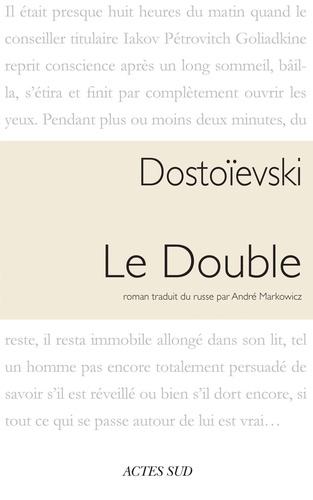 LE DOUBLE. Poème pétersbourgeois