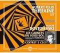 Fédor Dostoïevski - Les carnets du sous-sol. 5 CD audio