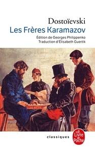 Fédor Dostoïevski - Les frères Karamazov.