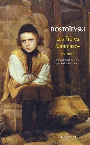 Les Frères Karamazov - Format ePub - 9782330083434 - 12,99 €