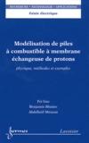 Fei Gao et Benjamin Blunier - Modélisation de piles à combustible à membrane échangeuse de protons - Physique, méthodes et exemples.