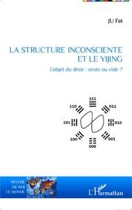 Fei Ju - La structure inconsciente et le Yijing - L'objet du désir : reste ou vide ?.