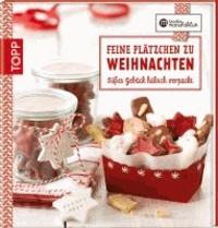 Feine Plätzchen zu Weihnachten - Süßes Gebäck hübsch verpackt.