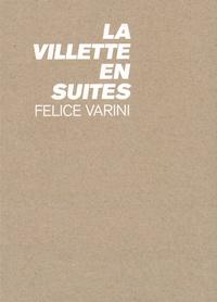 Felice Varini - La Villette en suites.