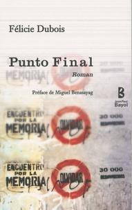 Félicie Dubois - Punto Final.