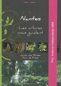 Félicien Lesec - Nantes, Les arbres vous guident - Jardin des Plantes, parc de Procé.