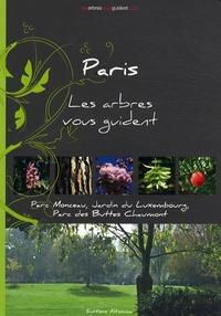 Félicien Lesec - Paris - Parc Monceau, Jardin du Luxembourg, Parc des Buttes Chaumont.