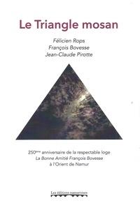 Félicien Rops et François Bovesse - Le Triangle mosan.