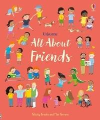 Felicity Brooks et Mar Ferrero - All About Friends.