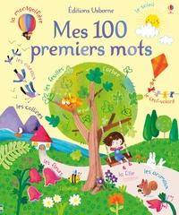 Felicity Brooks et Sophia Touliatou - Mes 100 premiers mots.