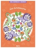 Felicity French Advocate Art - Les dinosaures.