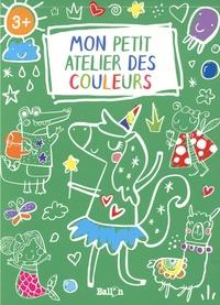 Felicity French - Mon petit atelier des couleurs - Vert.