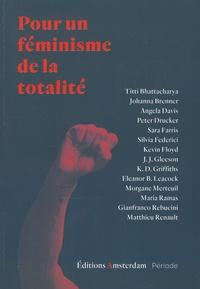 Félix Boggio Ewanjé-Epée et Stella Magliani-Belkacem - Pour un féminisme de la totalité.