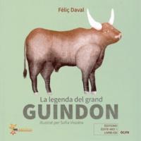 Félix Daval - La legenda del grand guindon - Edition bilingue français-occitan. 1 CD audio