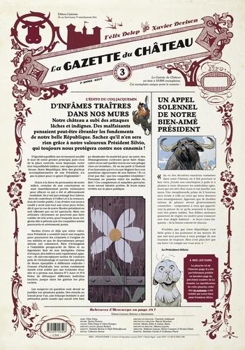 Le Château des animaux : La gazette du Château N°3