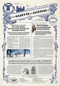 Félix Delep et Xavier Dorison - Le Château des animaux : La gazette du Château N° 5 : .