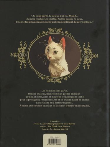 Le Château des animaux Tome 1 Miss Bengalore