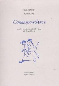 Félix Fénéon et John Gray - Correspondance.